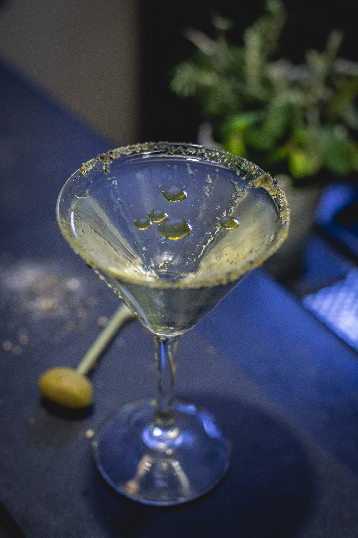 gold martini the gin corner