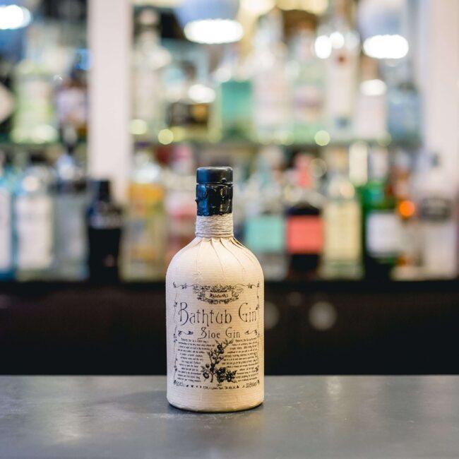 bathtub sloe gin