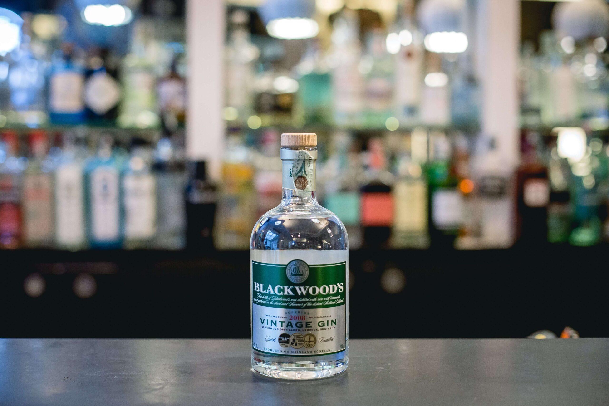 blackwoods 40 gin