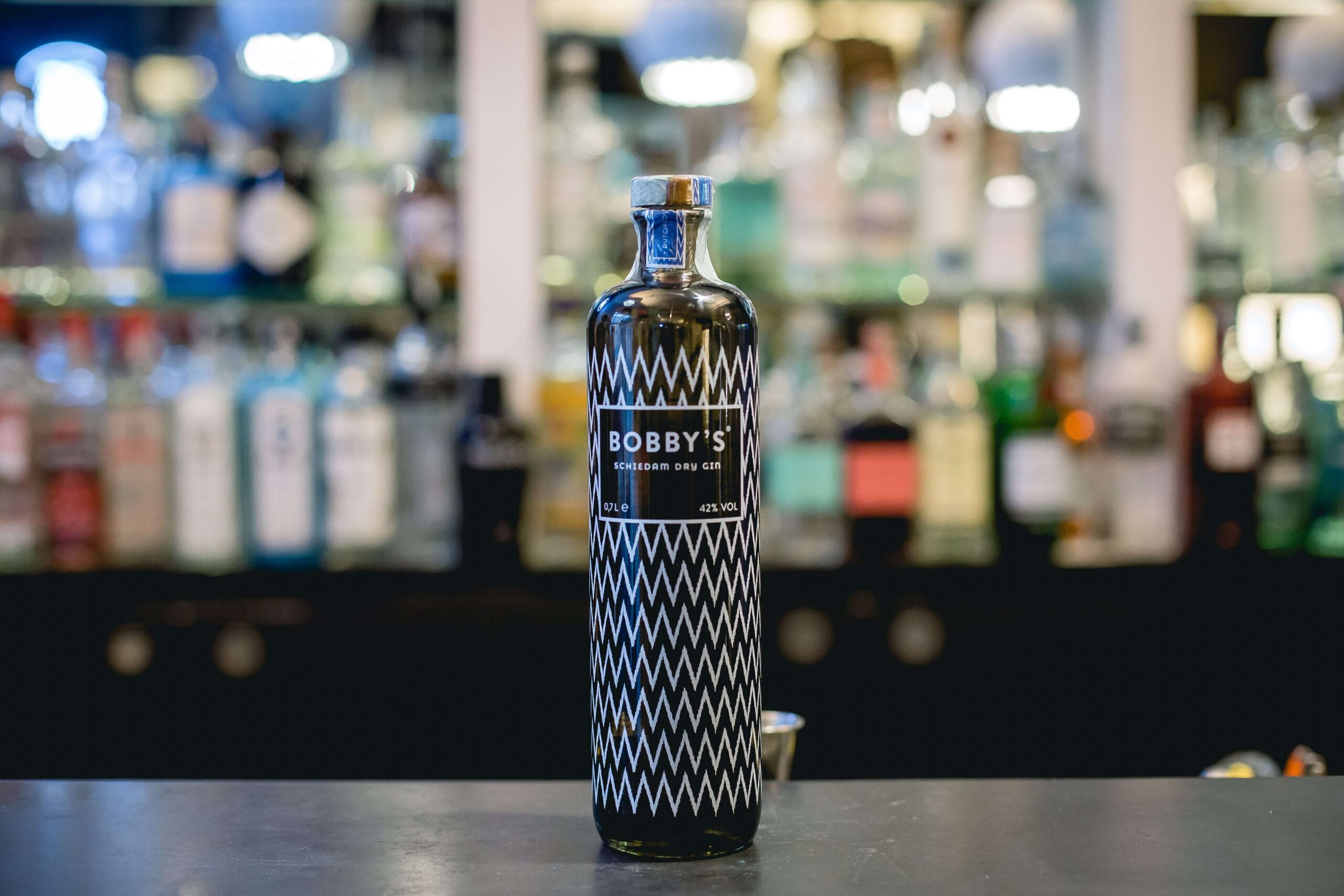 bobbys gin