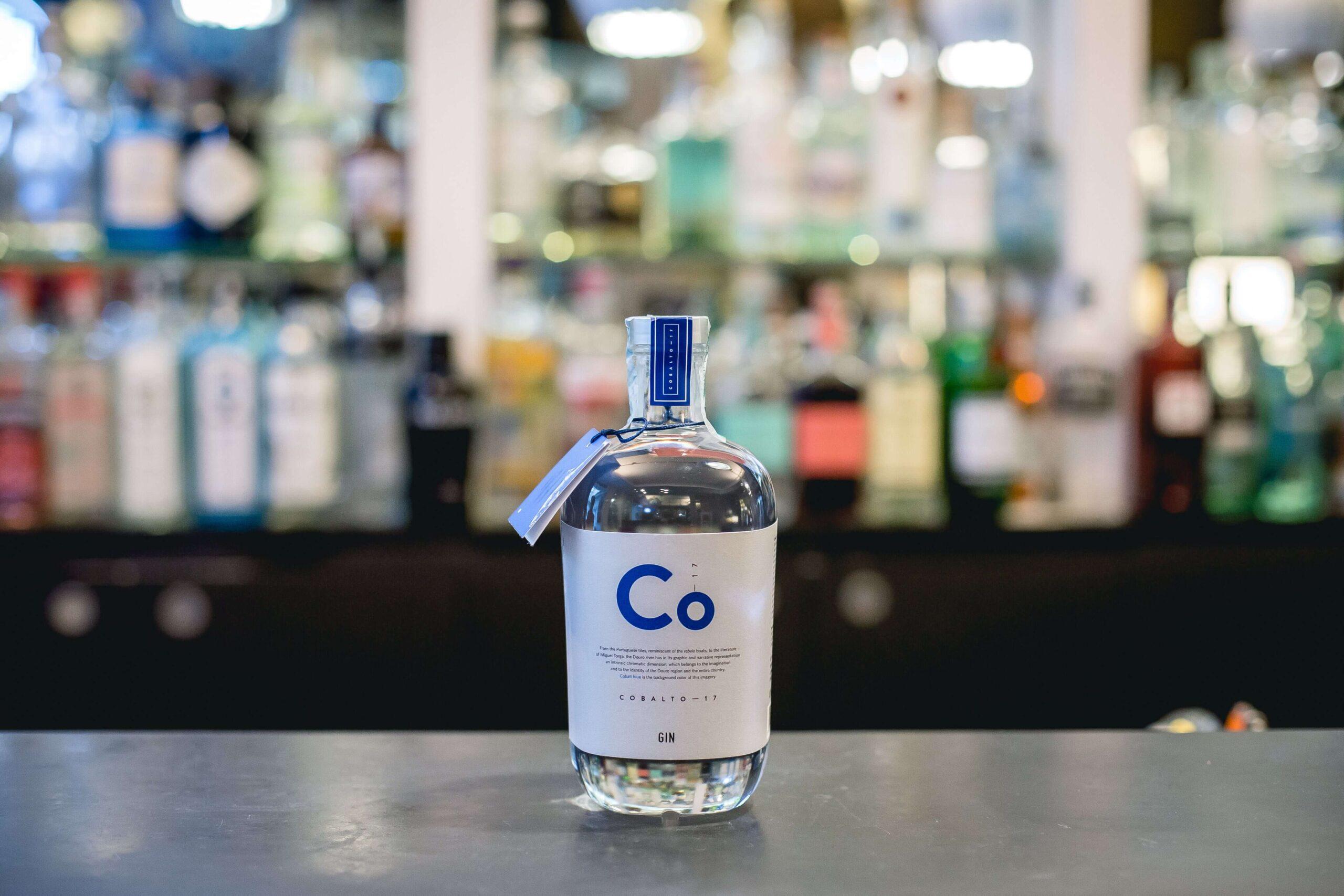 cobalto gin