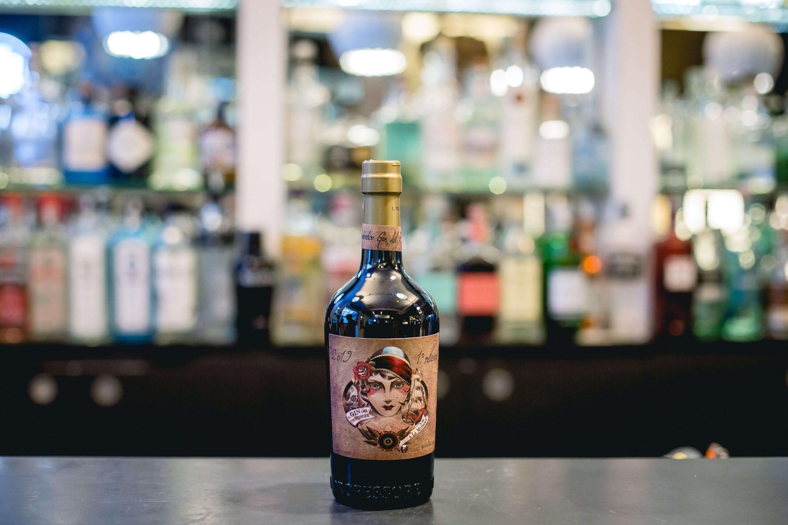 gin del professore A la Madame