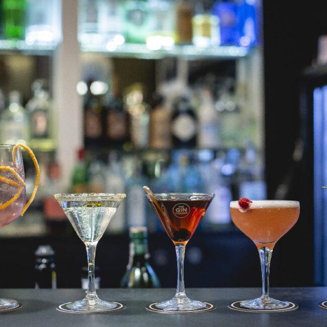 Signature Cocktails - The Gin Corner