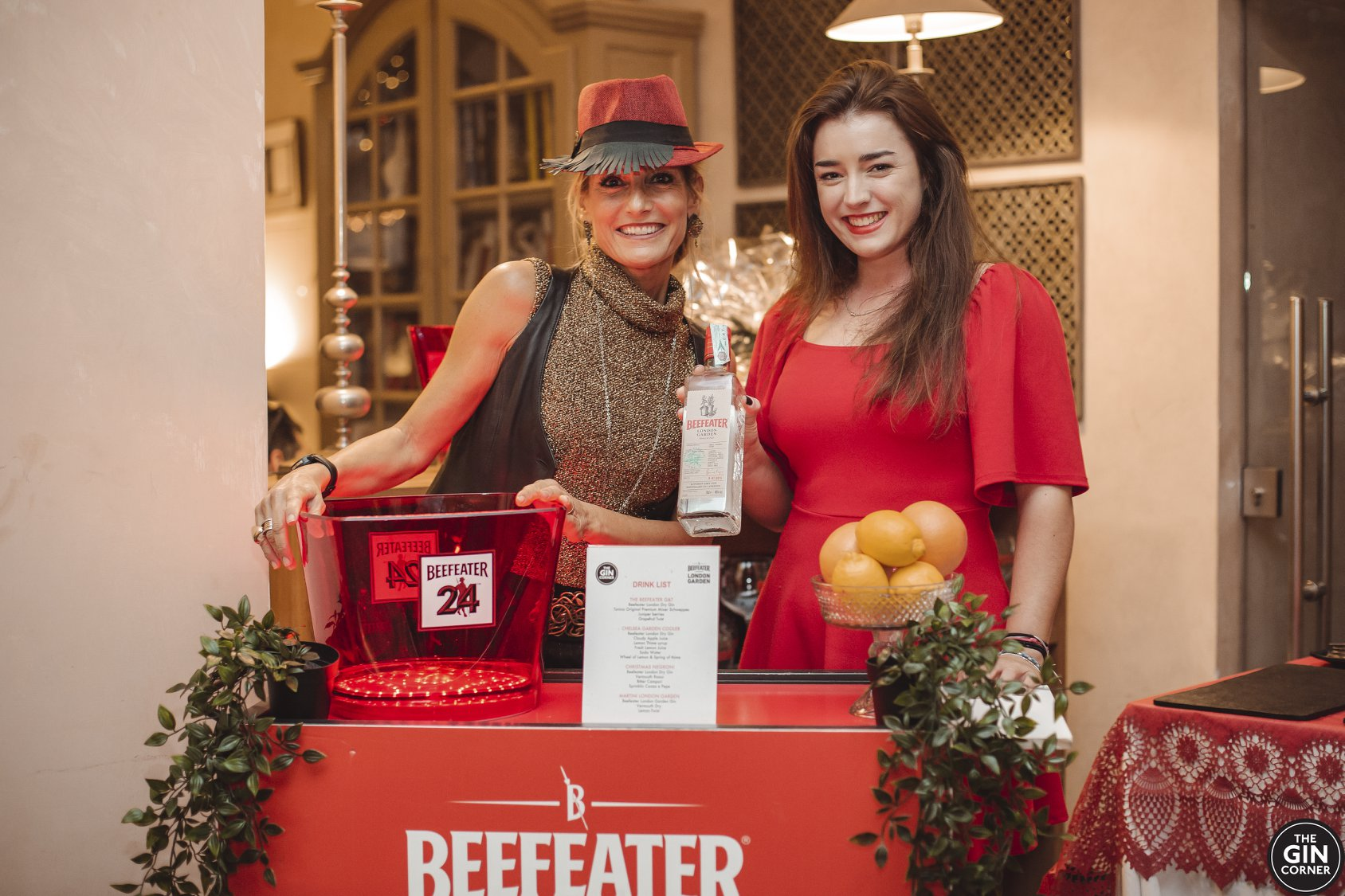 Beefeater & Xmas Time