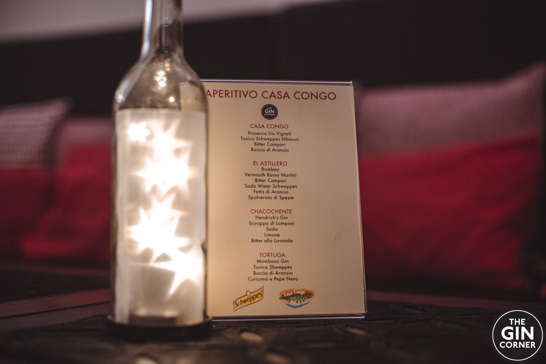 aperitivo casa congo the gin corner 2018
