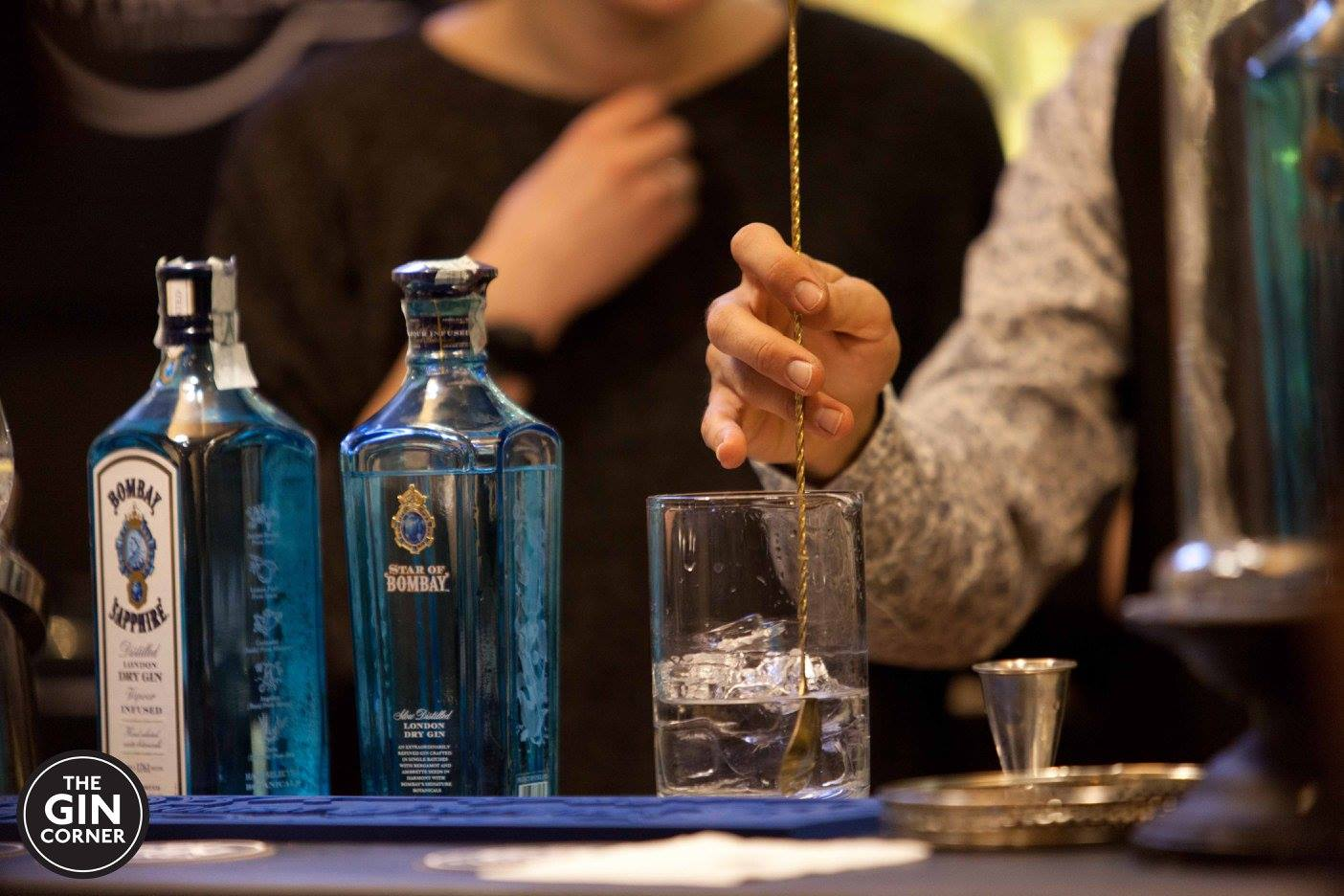 cocktail safari presentazione al the gin corner