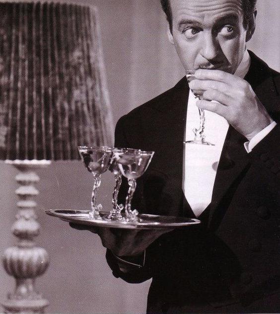 david niven martini