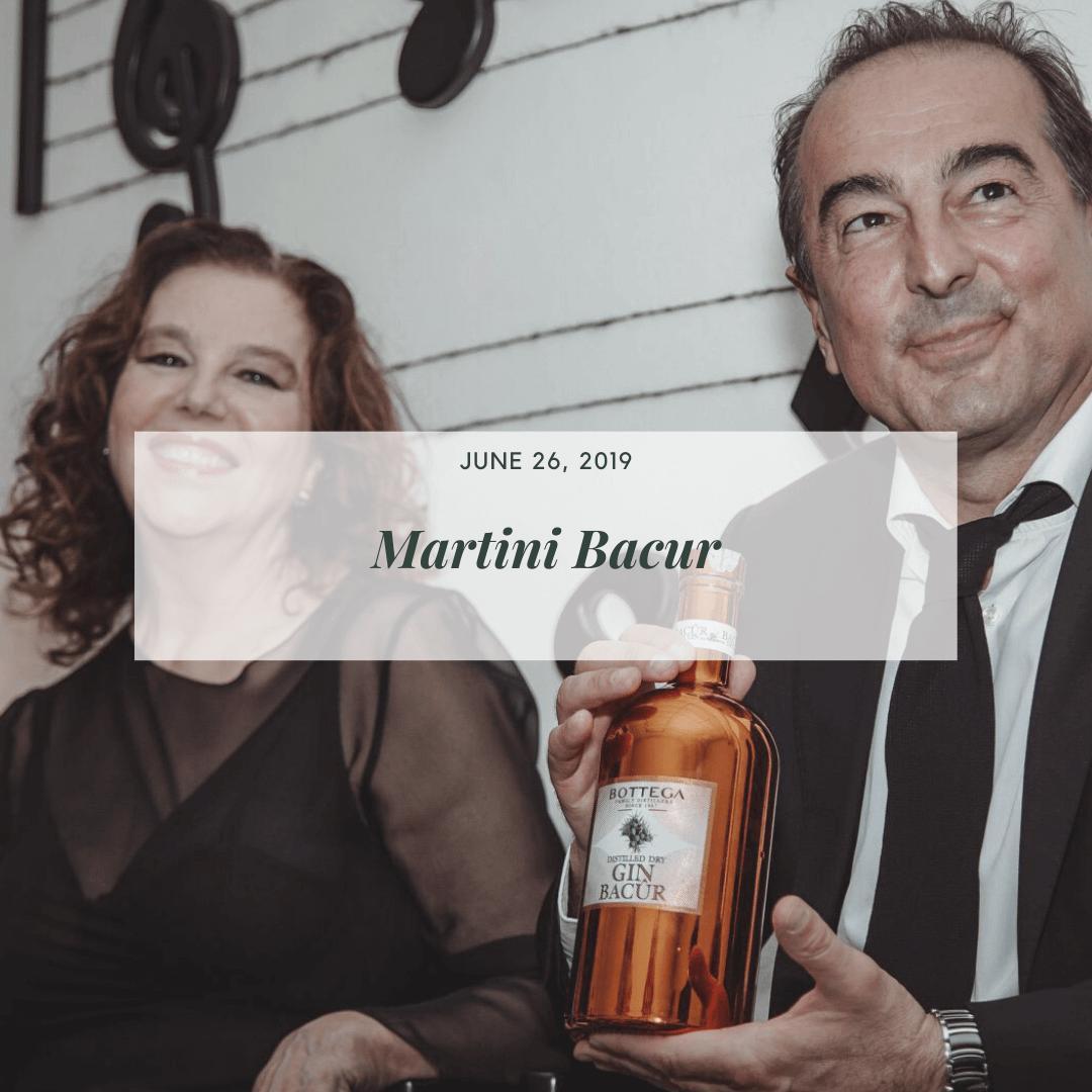 Martini Bacur