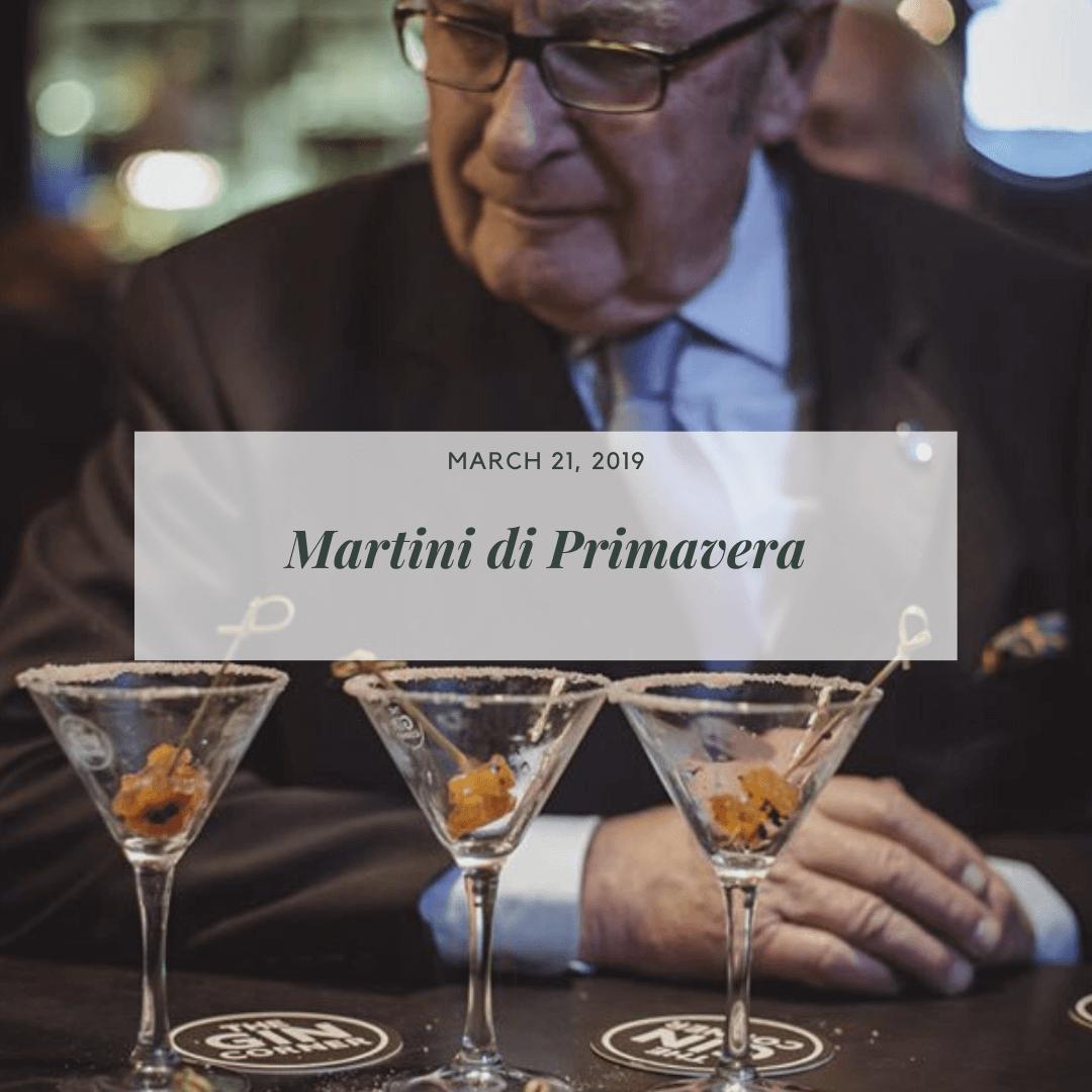 Martini di primavera