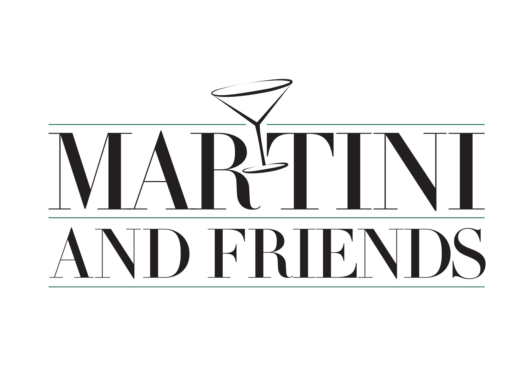 martini & friends logo