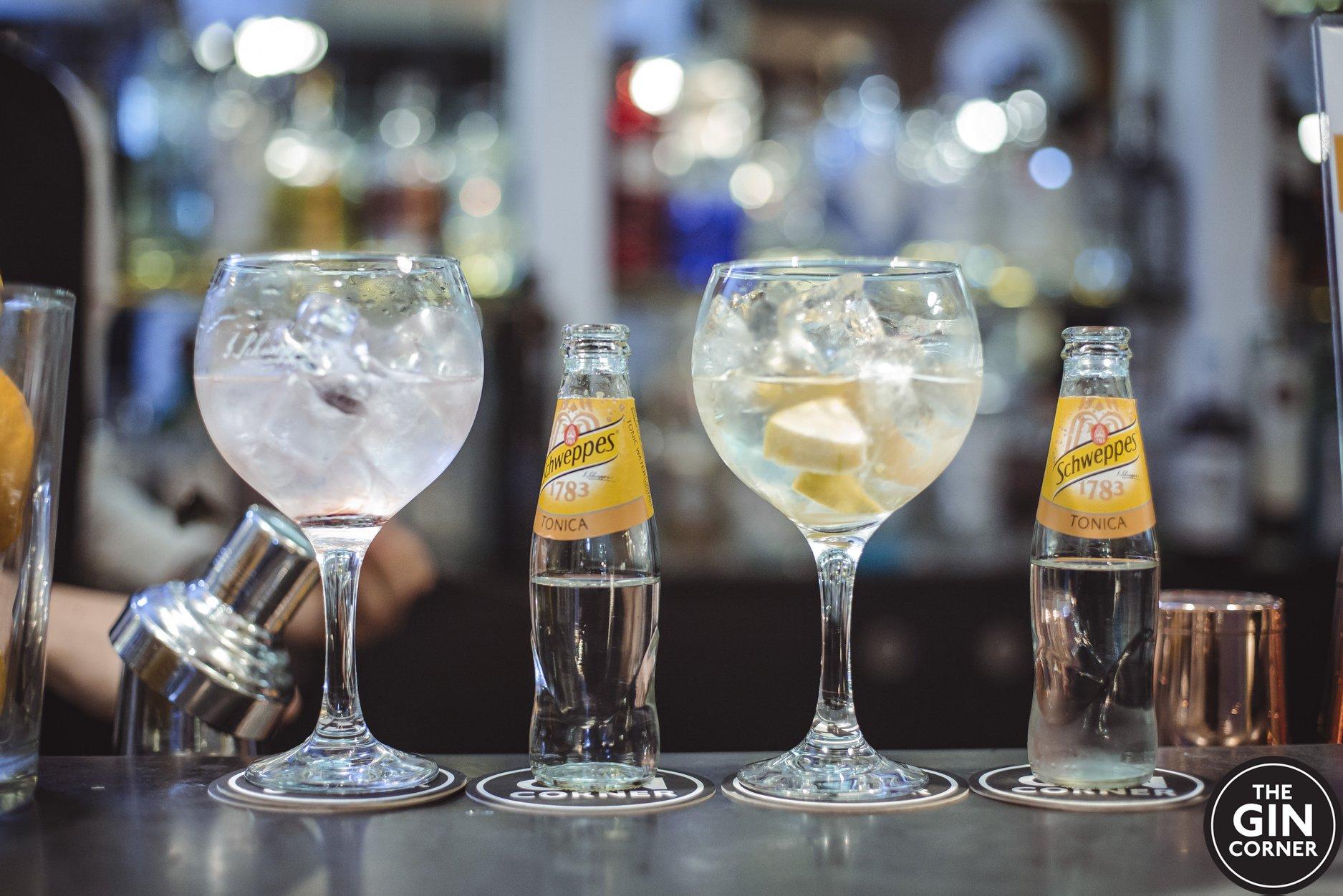The Italian Job: an Italian Gin & Tonic Experience at The Gin Corner