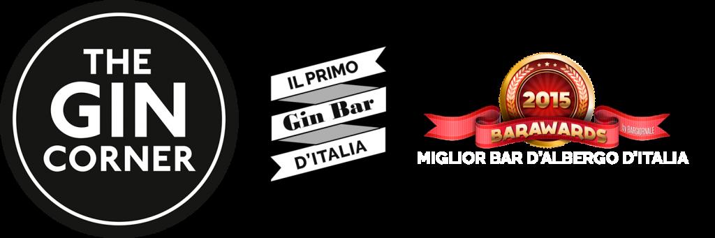 the gin corner logo